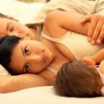 Как наладить интимную жизнь после родов