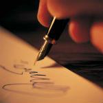 Пишем любовное послание