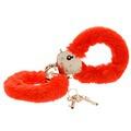 Наручники Furry Fun Cuffs Red