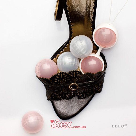 Вагинальные шарики Lelo Luna Beads  (LEL0305)