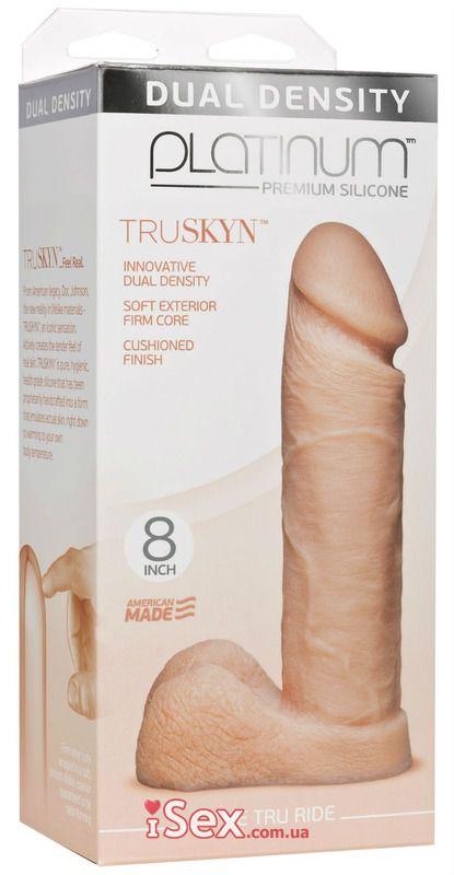 Фаллоимитатор Platinum Truskyn The Tru Ride 8 Inch (DJ012502)