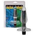 Анальная вибропробка Unisex Aqua Veee