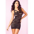 Платье Sizzle stripes seamless dress